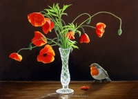 1149-poppies-and-robin